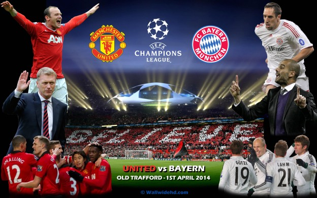 Manchester-United-vs-FC-Bayern-Munchen-2014-Champions-League-Wallpaper