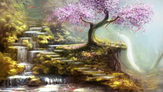 art-holmy-derevo-sakura-lenty